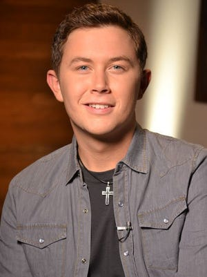 Scotty McCreery, country super star singer who will be appearing at Inn of the Mountain Gods, Mescalero, on Friday, Oct. 27.