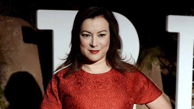 Actress Jennifer Tilly at the after party for the opening of Hermes Beverly Hills Boutique at 3 Labs on Sept. 3.