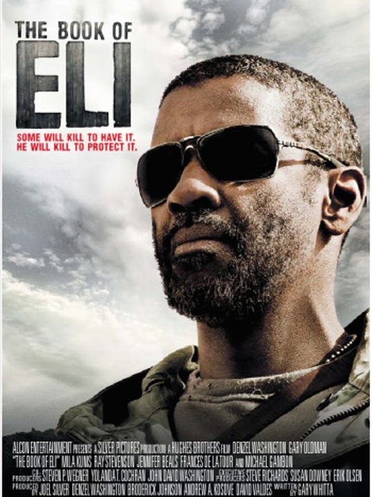 Movie review: 'The Book of Eli' hits home for Lincoln