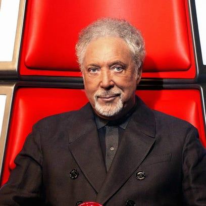 Sir Tom Jones, who has been making music for more than
