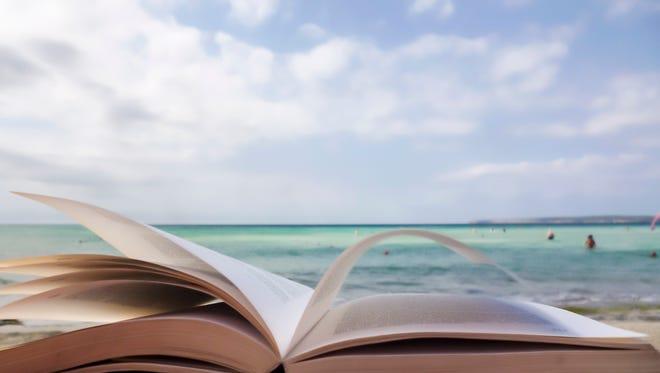 Summer reading rocks.