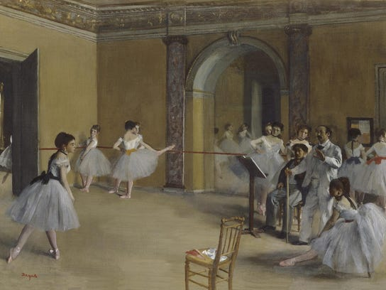 biographies of painters edgar degas and auguste rodin The art of the kiss: how auguste rodin, pablo picasso and others did it updated on was an american artist who closely associated with edgar degas and other.