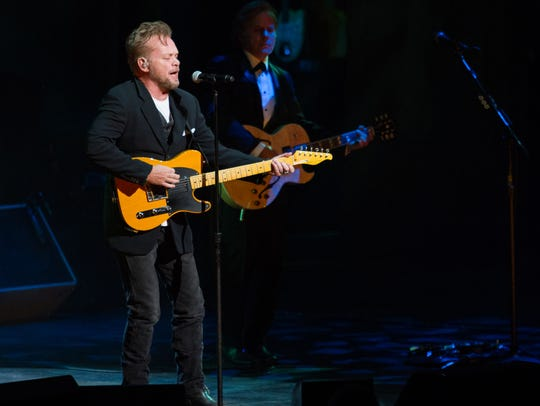 John Mellencamp, also known as John Cougar Mellencamp,