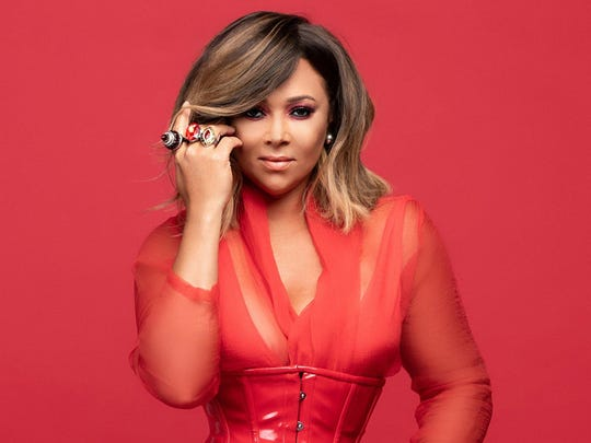 Tamia will be performing at DTE's Beacon Park on July 21.