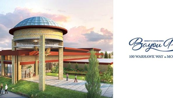 Bayou Pointe Student Event Center will hold its grand