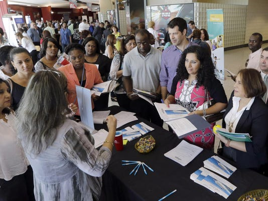 Unemployment; Jobs; Job Fair