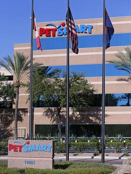 PetSmart, the Phoenix-based retailer of pet supplies, placed 48th overall in the latest ranking by Forbes of largest privately owned U.S. companies.