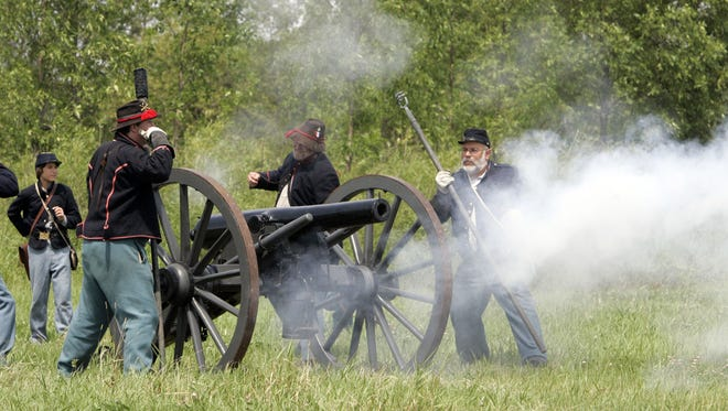The Grignon Mansion in Kaukauna will be the site for Civil War history demonstrations on the weekend of July 29-30.