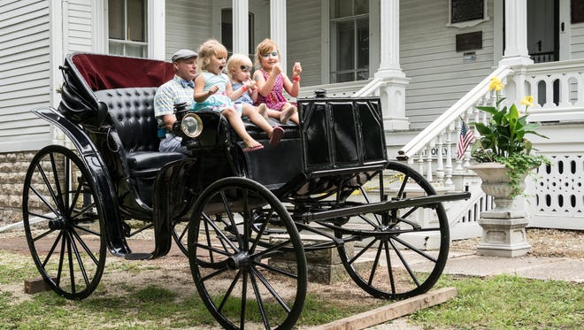 The Fond du Lac County Historical Society will host its 62nd Annual Ice Cream Social form noon to 4 p.m. Sunday, Aug. 12, at the Galloway House and Village. The ice cream social has a variety of activities including an antique car show.