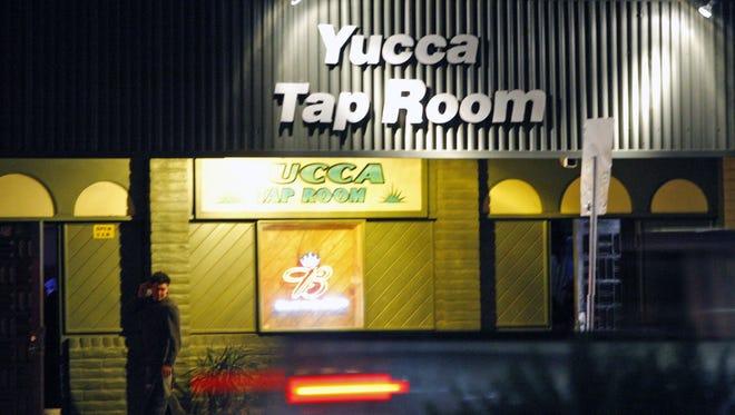 Yucca Tap Room Saturday, March 27, 2010 in Tempe.