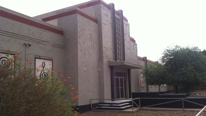 The State Fair Civic Building dates back to around 1938 and was constructed by the federal government as part of a New-Deal era program to lower unemployment during the Great Depression.