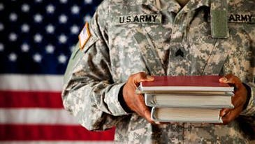 Army Emergency Relief announces opening of scholarship application period until May 1.