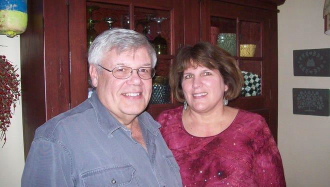 John Dann and Claudia Rodgers