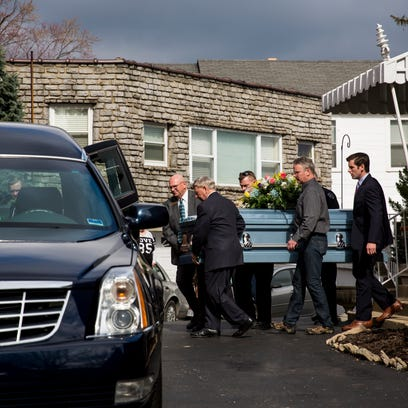 Mourners of teen whose caregivers let him 'rot to death,' were told: 'Cherish the good memories""