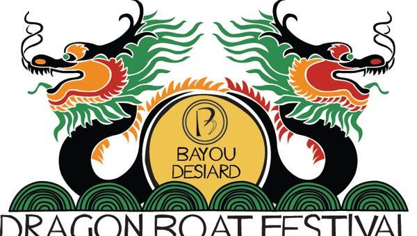 Bayou DeSiard Dragon Boat Festival set for May 14, 2016