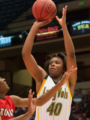 Jasmine Walker led Jeff Davis to a Class 7A title last season, was named one of the state's top five players and was in the AHSAA All-Star Game last summer.