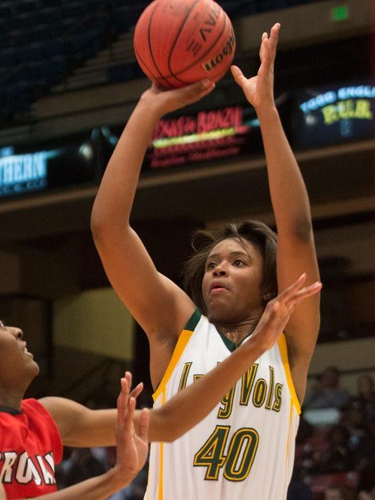 AHSAA State Girl's Basketball: Jeff Davis vs. Hazel Green