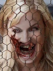 After Using Zombie Booth2 App