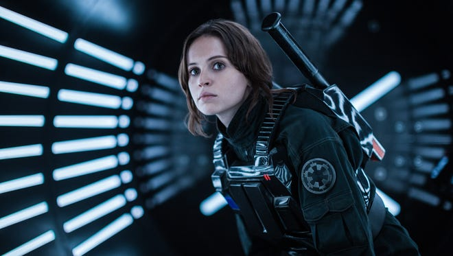 'Rogue One: A Star Wars Story' opens in theaters this weekend.