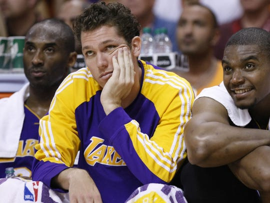 Luke Walton is a former NBA basketball player and is