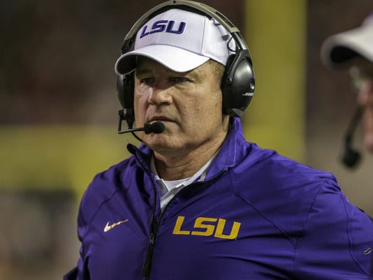 NCAA Football: Louisiana State at Texas A&M