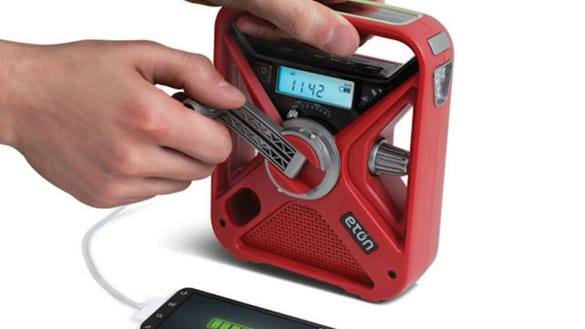 American Red Cross Weather Alert Radio
