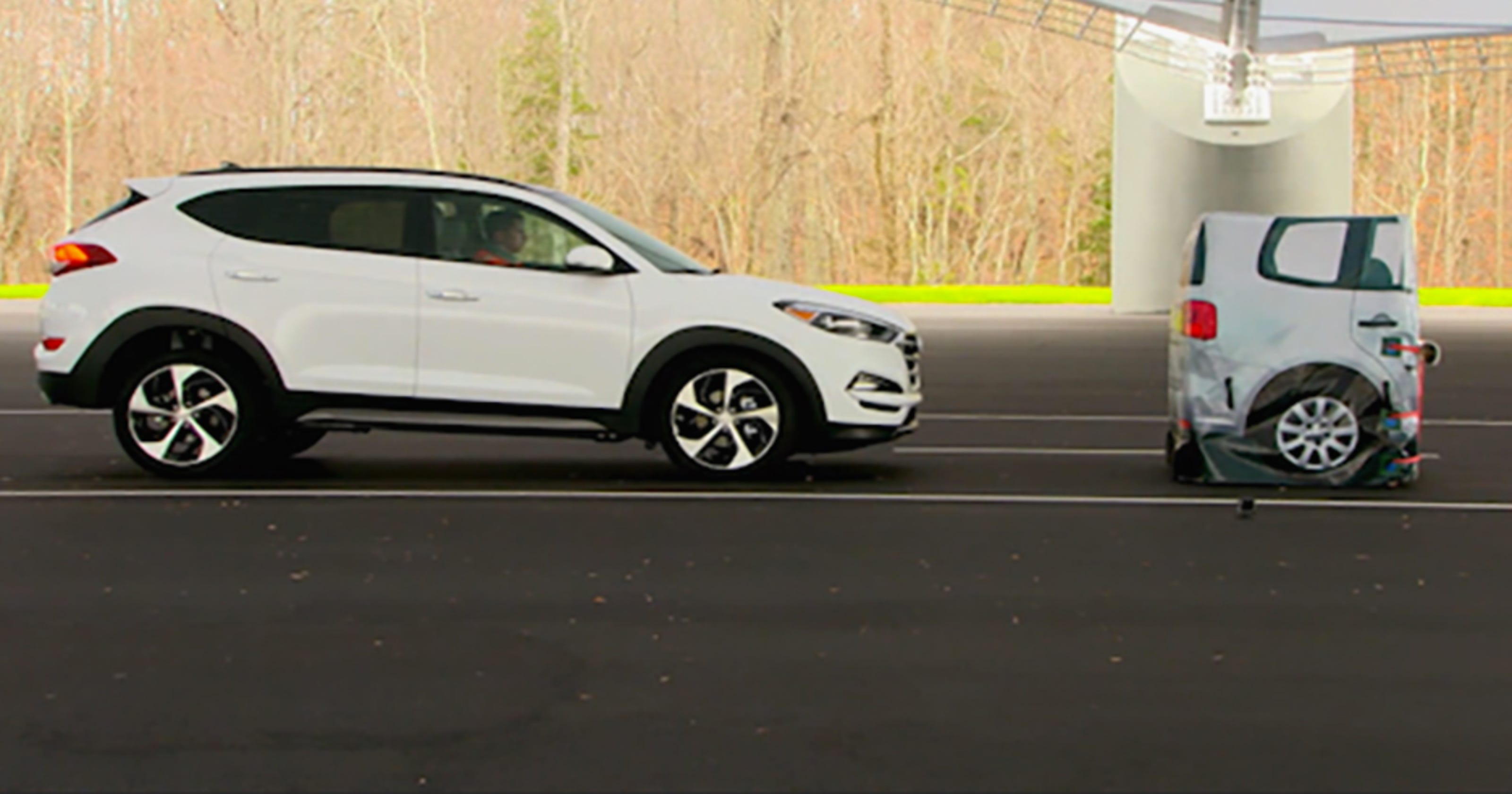 Automatic Emergency Braking Coming To 99 Of Cars By 2022