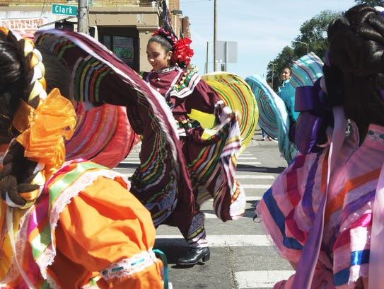 A celebration in southwest Detroit from the 3-minute,