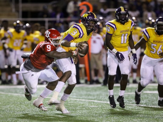 Ruston vs Wossman