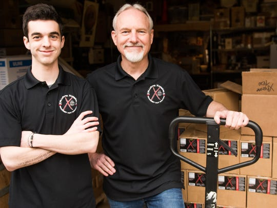 Bret Morey of Charlotte and his son, Elijah, have been able to expand Elijah's Xtreme's hot pepper sauce product line thanks to a $25,000 microloan from lending platform Funding Circle.