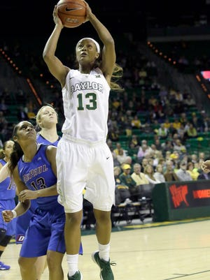 The Spartans will face No. 5 Baylor and Nina Davis on Saturday in the Bahamas.
