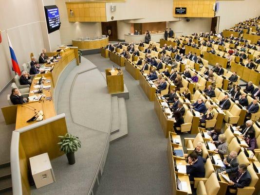 Russian Dumadomestic violence