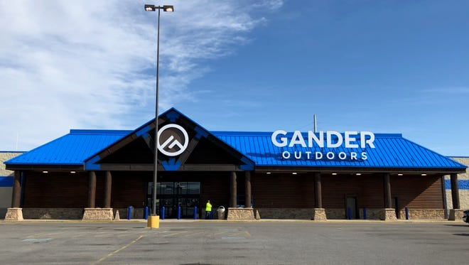 The former Gander Mountain store in Kenosha has re-opened under new ownership as Gander Outdoors.