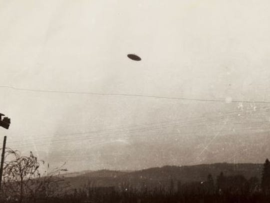 From the UFO files.
