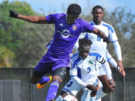 ORLANDO CITY VS EASTERN FLORIDA SOCCER
