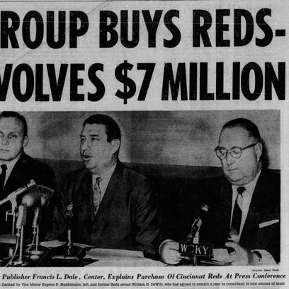 The day The Enquirer's publisher bought the Reds
