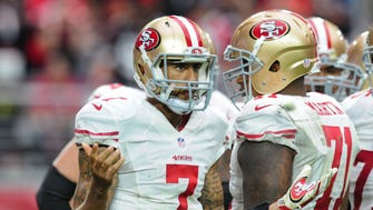 Can QB Colin Kaepernick and the 49ers manage a winning record with two games to go?