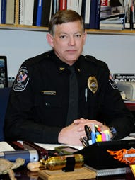 Southern Regional Police Chief James Boddington