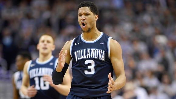 Villanova is the defending men' basketball champion.