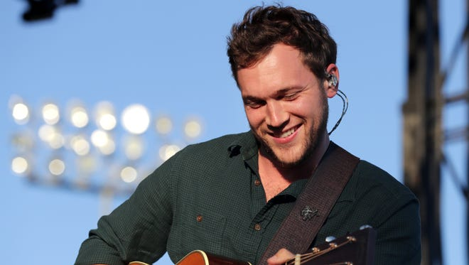 Phillip Phillips is the latest addition to Waterfest.