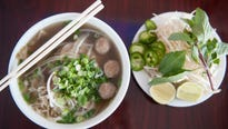 Located near Wegmans in Cherry Hill's Garden State Plaza, Pho 9 is not limited to Vietnamese cuisine
