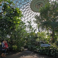 The Mitchell Park Domes is one of the facilities that are part of the Milwaukee County Parks system. Admission is free for Milwaukee County residents every Monday from 9 a.m. to noon. The Domes are located at 524 S. Layton Blvd. Call (414) 257-5611 or visit milwaukeezoo.org. The county is holding workshop meetings tied to its park system.