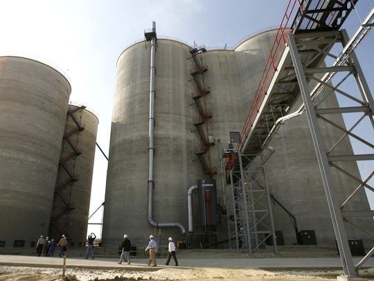 The Cardinal Ethanol plant near Union City is up for sale.