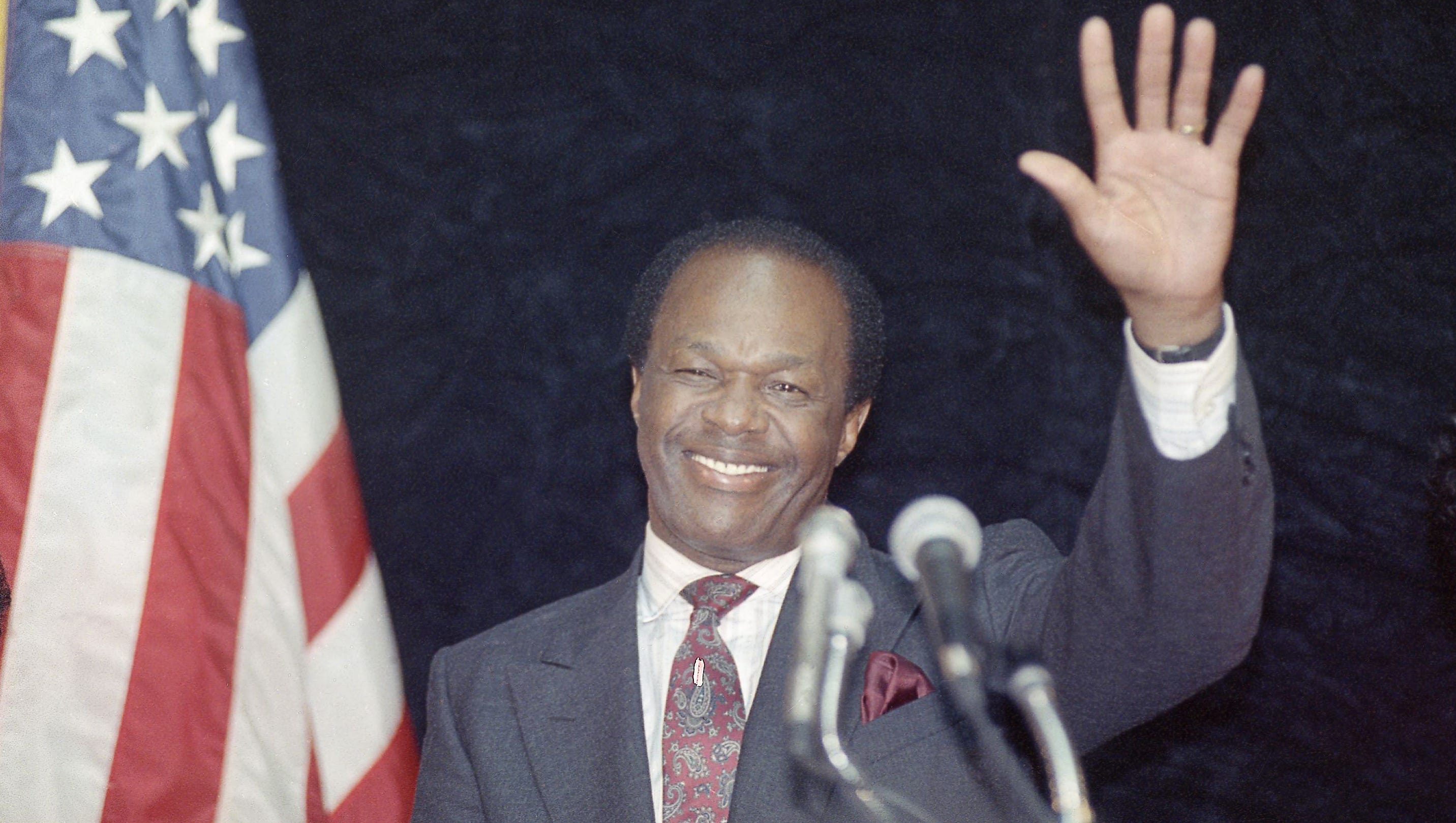 Former DC Mayor Marion Barry dies at 78