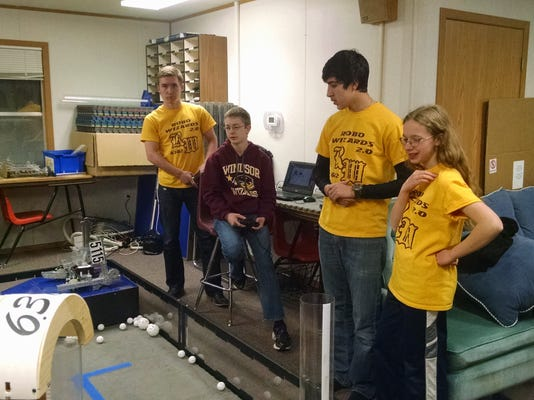 Windsor High School Robotics Club Making The Future Now