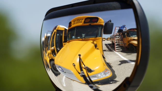 School buses will return to service this week in Erie County for the first time since March. Do you remember all the regulations?