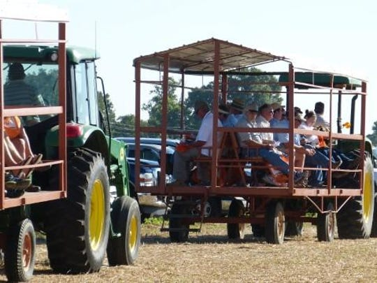 The last No-Till Field day in Milan drew nearly 3,000 visitors.