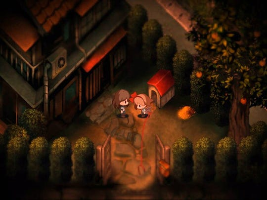 Yomawari Night Alone features a story about family as well as facing your fears.
