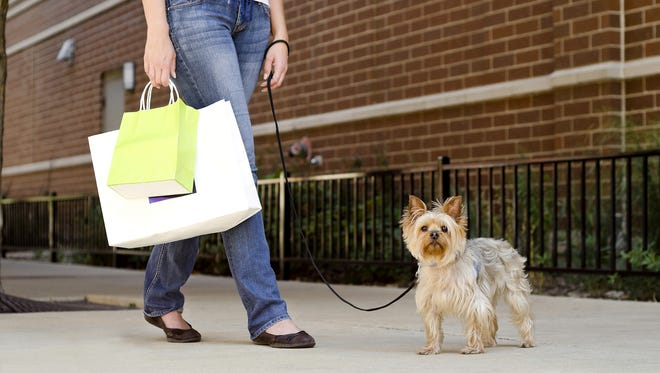 City dwellers are finding pet-friendly spaces in their neighborhoods.
