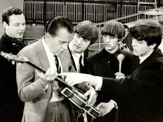 Epstein Beatles